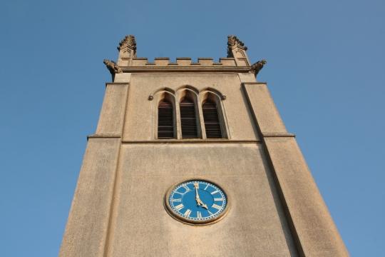 St Mary's church, Ickworth © David Gill