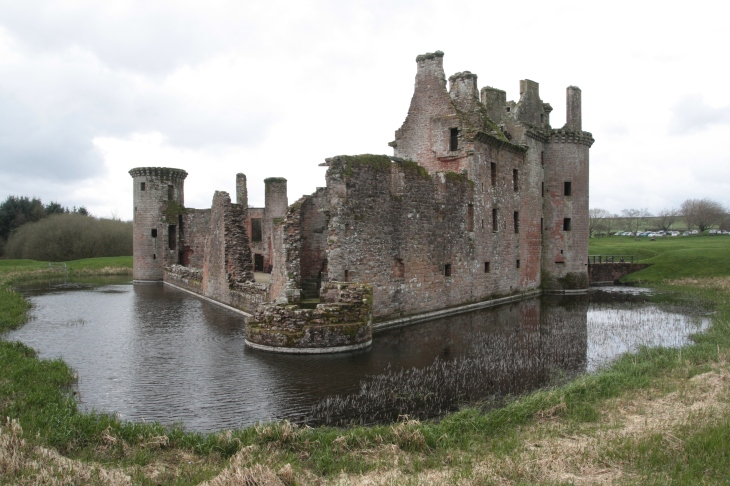 Caerlaverock Castle © David Gill
