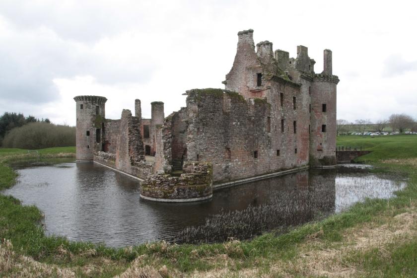 Caerlaverock Castle © David Gill