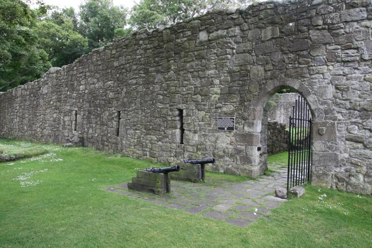 Lochleven Castle © David Gill