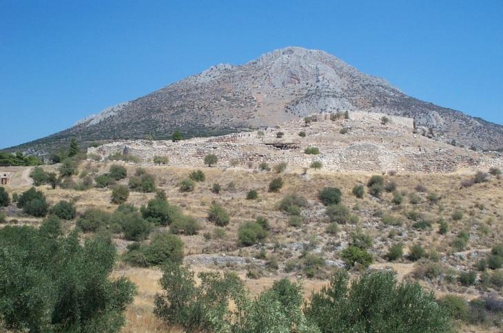 Mycenae © David Gill