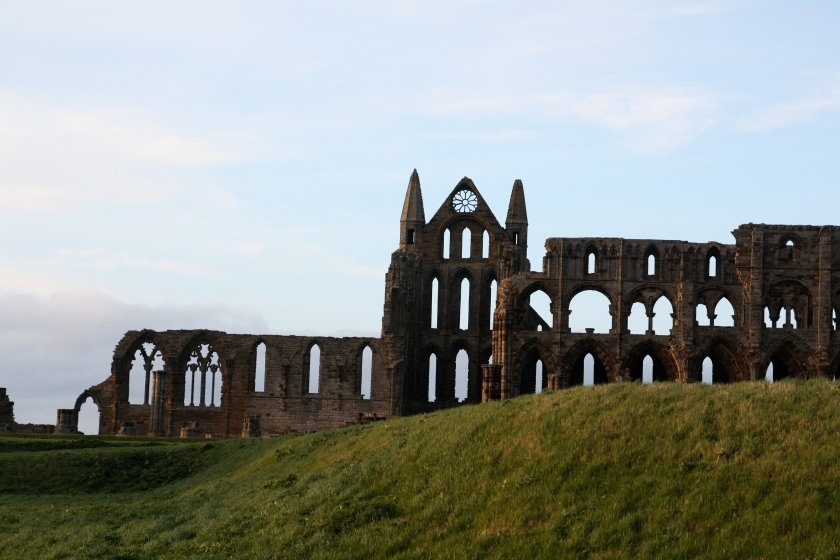 Whitby Abbey © David Gill