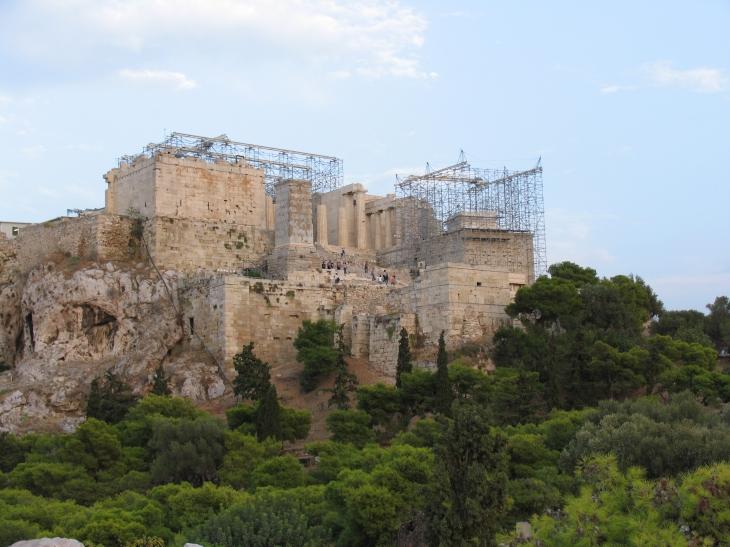 Propylaia Athens