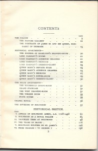holyroodabbeyguide1937-contents