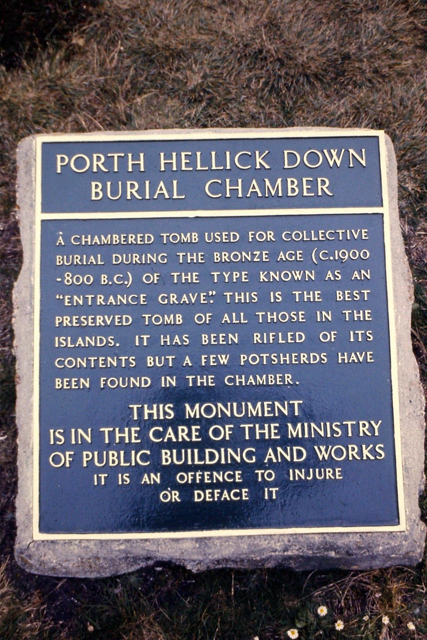 Porth_Hellick_sign