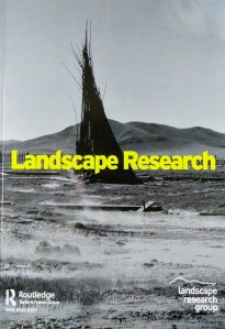 Landscape research cover